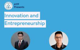 October 14-November 4:Innovation and Entrepreneurship Webinar Series