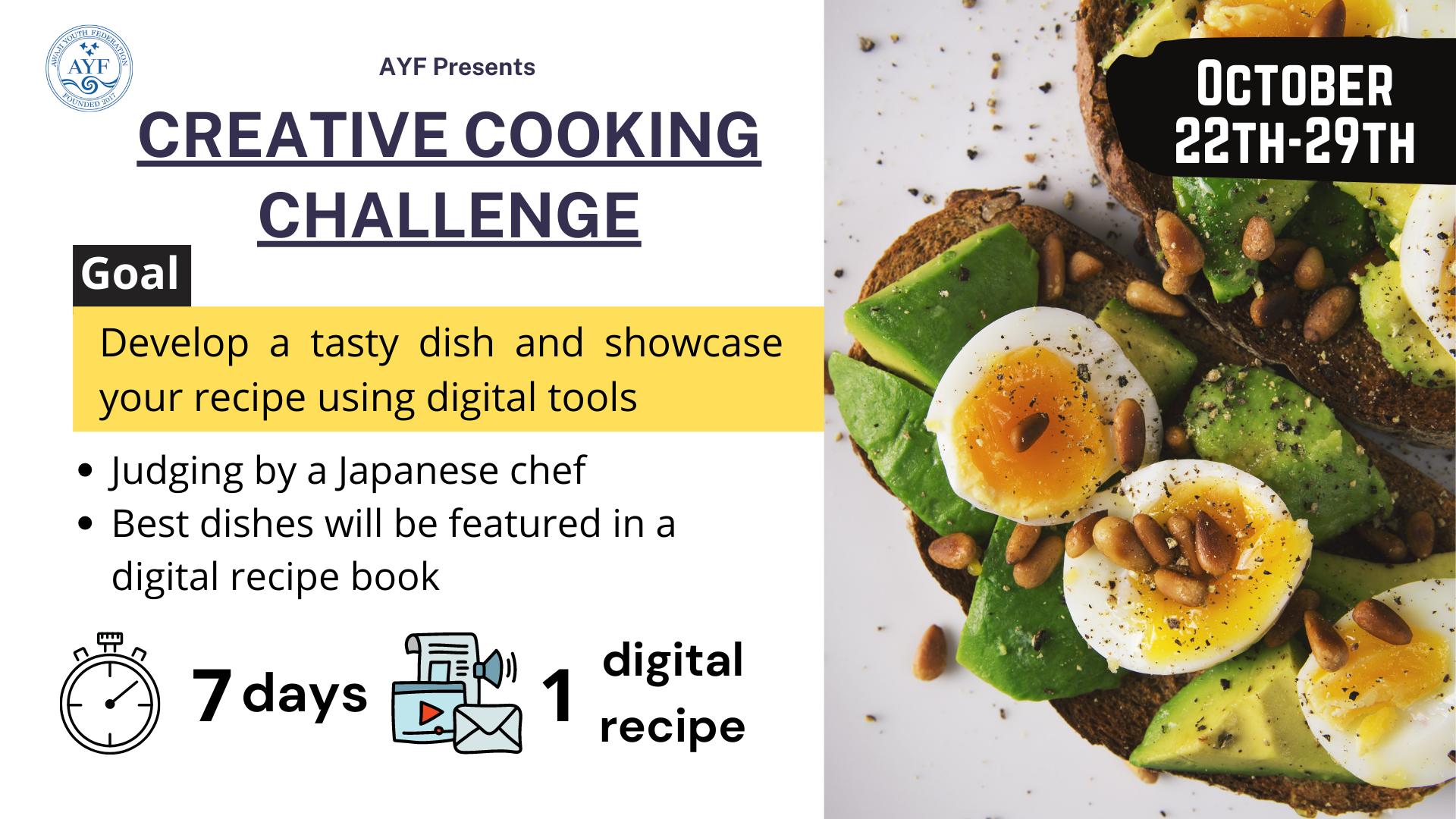 [Ideathon] Cooking Challenge